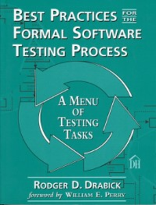 Ebook in inglese Best Practices for the Formal Software Testing Process Drabick, Rodger