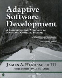 Foto Cover di Adaptive Software Development, Ebook inglese di Jim Highsmith, edito da Pearson Education