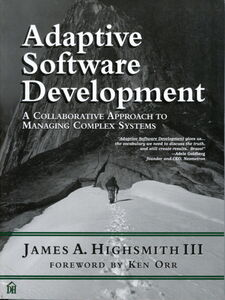 Ebook in inglese Adaptive Software Development Highsmith, Jim