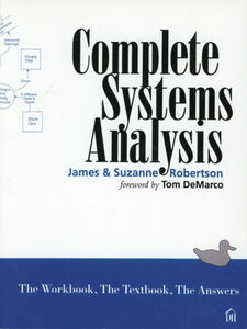 Ebook in inglese Complete Systems Analysis Robertson, James , Robertson, Suzanne