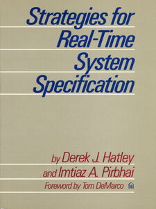 Ebook in inglese Strategies for Real-Time System Specification Hatley, Derek , Pirbhai, Imtiaz
