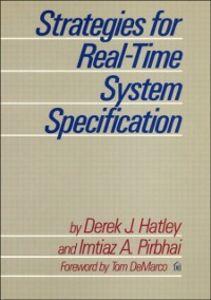 Ebook in inglese Strategies for Real-Time System Specification Hatley, Derek , Pirbhai, Imtiaz