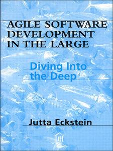 Ebook in inglese Agile Software Development in the Large Eckstein, Jutta