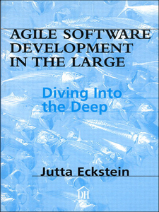 Ebook in inglese Agile Software Development in the Large Eckstein, Jutta