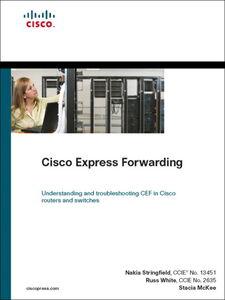 Foto Cover di Cisco Express Forwarding, Ebook inglese di AA.VV edito da Pearson Education