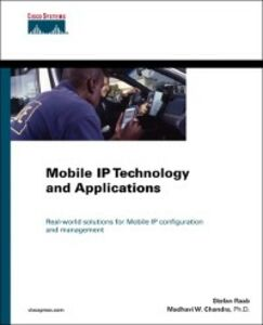 Foto Cover di Mobile IP Technology and Applications, Ebook inglese di Madhavi Chandra,Stefan Raab, edito da Pearson Education