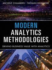 Modern Analytics Methodologies