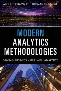 Ebook in inglese Modern Analytics Methodologies Chambers, Michele , Dinsmore, Thomas W