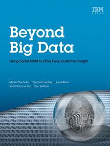 Ebook in inglese Beyond Big Data Hechler, Eberhard , Milman, Ivan , Oberhofer, Martin , Schumacher, Scott