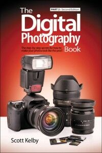 Ebook in inglese Digital Photography Book, Part 2 Kelby, Scott