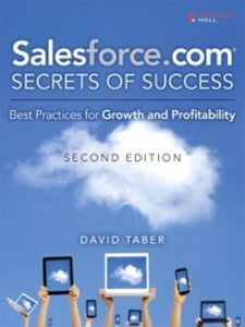 Foto Cover di Salesforce.com Secrets of Success, Ebook inglese di David Taber, edito da Pearson Education