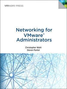 Ebook in inglese Networking for VMware Administrators Pantol, Steven , Wahl, Christopher