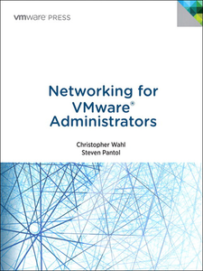 Ebook in inglese Networking for VMware Administrators Pantol, Steven , Wahl, Christopher