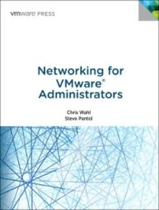 Foto Cover di Networking for VMware Administrators, Ebook inglese di Steven Pantol,Christopher Wahl, edito da Pearson Education