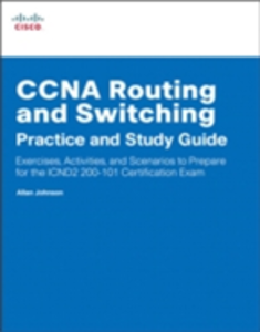 Ebook in inglese CCNA Routing and Switching Practice and Study Guide Johnson, Allan