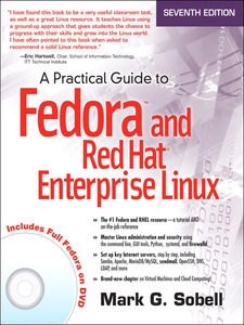 Ebook in inglese A Practical Guide to Fedora and Red Hat Enterprise Linux Sobell, Mark G.
