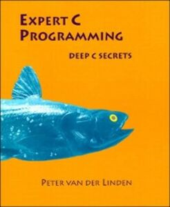 Ebook in inglese Expert C Programming Linden, Peter van der
