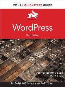 Ebook in inglese WordPress Beck, Jessica Neuman , Beck, Matt