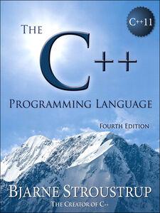Foto Cover di The C++ Programming Language, Ebook inglese di Bjarne Stroustrup, edito da Pearson Education