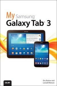 Ebook in inglese My Samsung Galaxy Tab 3 Butow, Eric , Watson, Lonzell