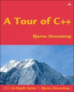 Ebook in inglese Tour of C++ Stroustrup, Bjarne