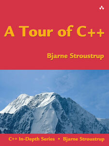 Ebook in inglese A Tour of C++ Stroustrup, Bjarne