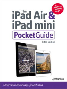 Ebook in inglese The iPad Air and iPad Mini Pocket Guide Carlson, Jeff