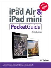 The iPad Air and iPad Mini Pocket Guide