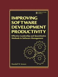 Ebook in inglese Improving Software Development Productivity Jensen, Randall W.