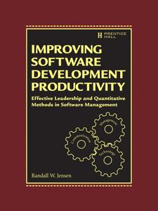 Ebook in inglese Improving Software Development Productivity Jensen, Randall W.