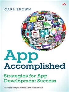 Ebook in inglese App Accomplished Brown, Carl