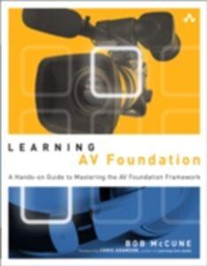 Ebook in inglese Learning AV Foundation McCune, Bob
