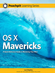 Ebook in inglese OS X Mavericks Beighley, Lynn