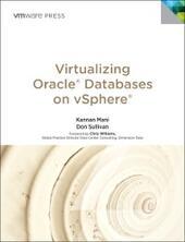 Virtualizing Oracle Databases on vSphere