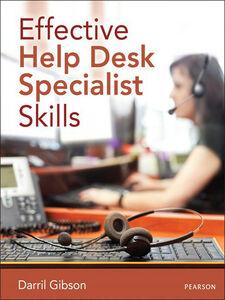 Foto Cover di Effective Help Desk Specialist Skills, Ebook inglese di Darril Gibson, edito da Pearson Education