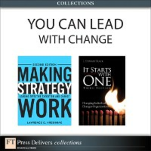 Ebook in inglese You Can Lead With Change (Collection) Black, J. Stewart , Hrebiniak, Lawrence G.