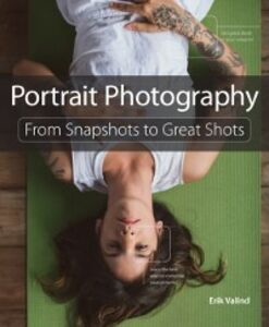 Ebook in inglese Portrait Photography Valind, Erik