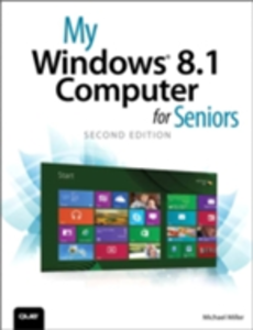 Ebook in inglese My Windows 8.1 Computer for Seniors Miller, Michael R.
