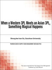When a Western 3PL Meets an Asian 3PL, Something Magical Happens
