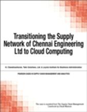 Transitioning the Supply Network of Chennai Engineering Ltd to Cloud Computing