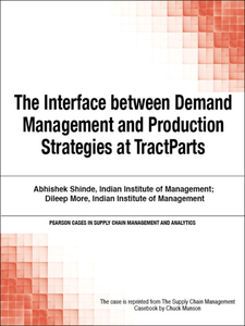 Ebook in inglese The Interface between Demand Management and Production Strategies at TractParts Munson, Chuck