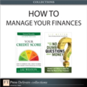 Ebook in inglese How to Manage Your Finances (Collection) Weston, Liz