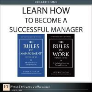 Ebook in inglese Learn How to Become a Successful Manager (Collection) Templar, Richard