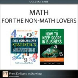 Foto Cover di Math for the Non-Math Lovers (Collection), Ebook inglese di AA.VV edito da Pearson Education