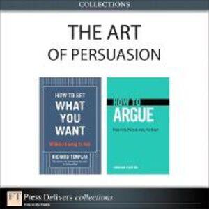 Foto Cover di Art of Persuasion (Collection), Ebook inglese di Jonathan Herring,Richard Templar, edito da Pearson Education