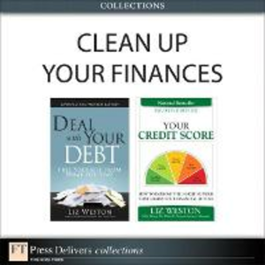 Ebook in inglese Clean Up Your Finances (Collection) Weston, Liz