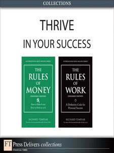 Ebook in inglese Thrive in Your Success (Collection) Templar, Richard