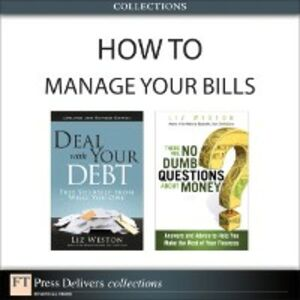 Ebook in inglese How to Manage Your Bills (Collection) Weston, Liz