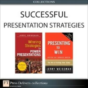 Foto Cover di Successful Presentation Strategies (Collection), Ebook inglese di Jerry Weissman, edito da Pearson Education