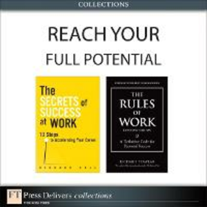 Ebook in inglese Reach Your Full Potential (Collection) Hall, Richard , Templar, Richard